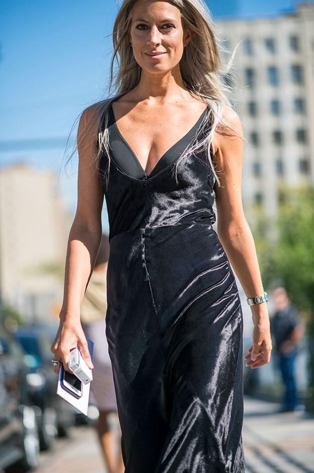 Что носят на Неделе моды в Нью-Йорке: 6 часть (фото 22)