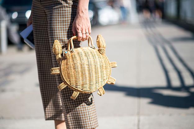 Что носят на Неделе моды в Нью-Йорке: 6 часть (фото 14)