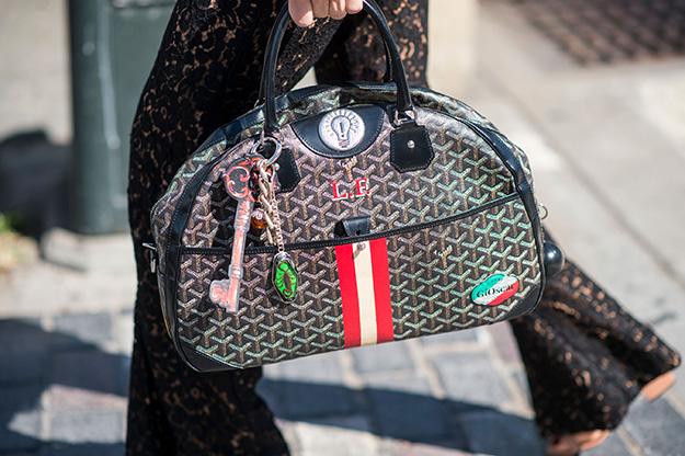 Что носят на Неделе моды в Нью-Йорке: 6 часть (фото 11)