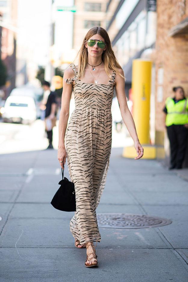 Что носят на Неделе моды в Нью-Йорке: 6 часть (фото 20)
