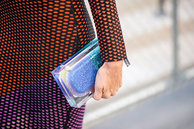 Что носят на Неделе моды в Нью-Йорке: 6 часть (фото 23)
