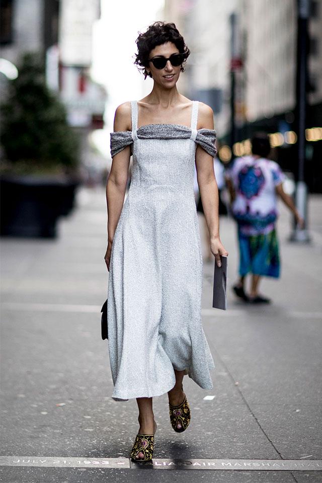 Что носят на Неделе моды в Нью-Йорке: 3 часть (фото 2)