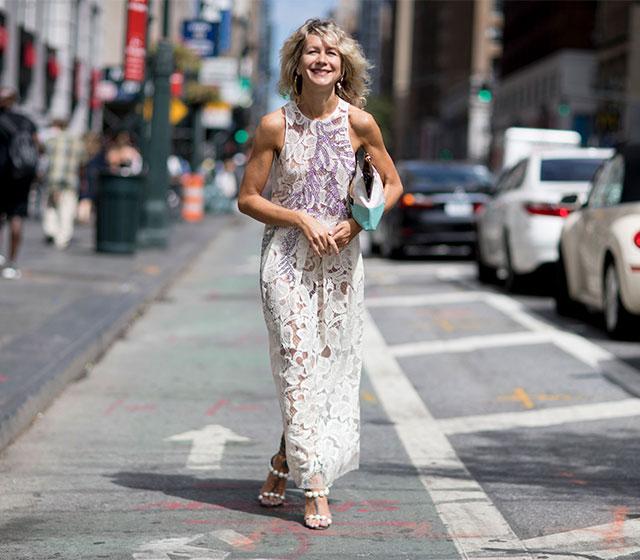 Что носят на Неделе моды в Нью-Йорке: 3 часть (фото 6)
