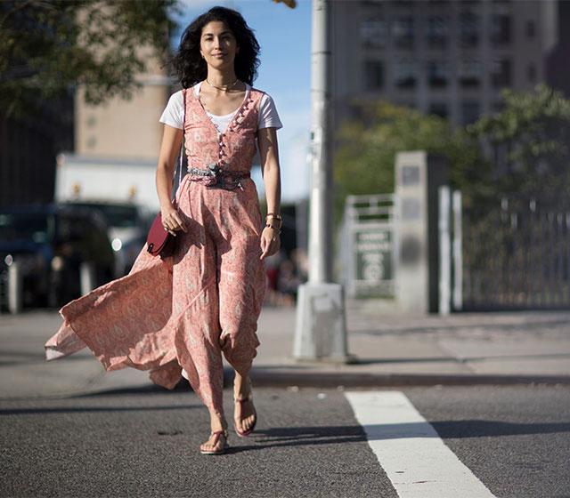 Что носят на Неделе моды в Нью-Йорке: 3 часть (фото 3)