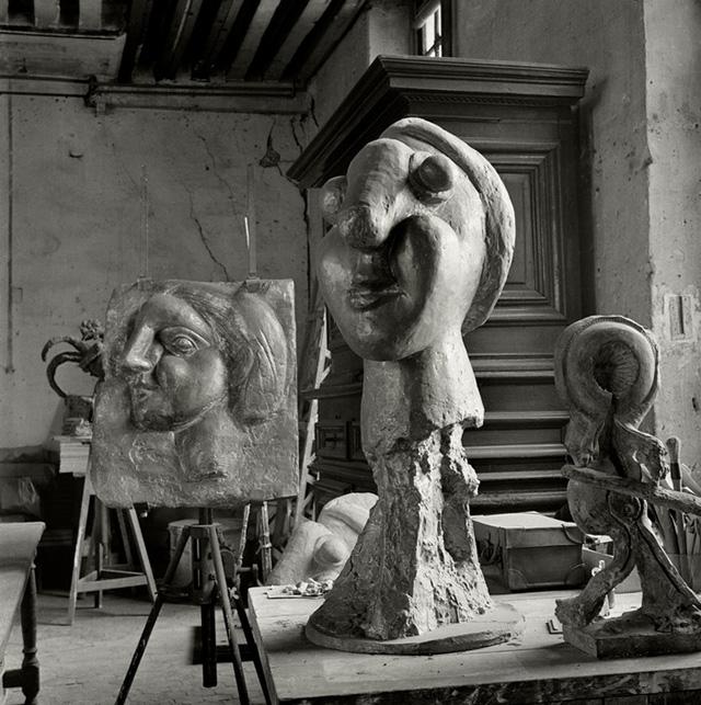 -музей пикассо в париже: