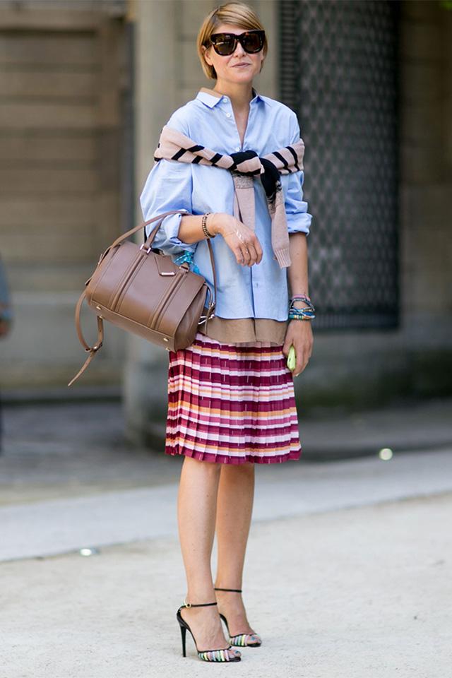 Неделя мужской моды в Париже, весна-лето 2016: street style. Часть 1 (фото 7)