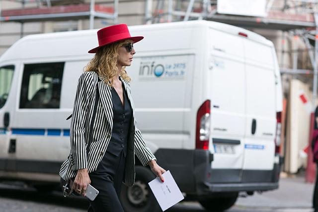 Неделя мужской моды в Париже, весна-лето 2016: street style. Часть 1 (фото 5)