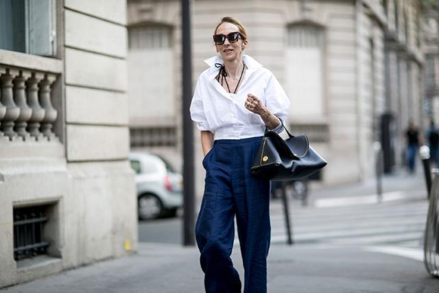 Неделя мужской моды в Париже, весна-лето 2016: street style. Часть 1 (фото 14)