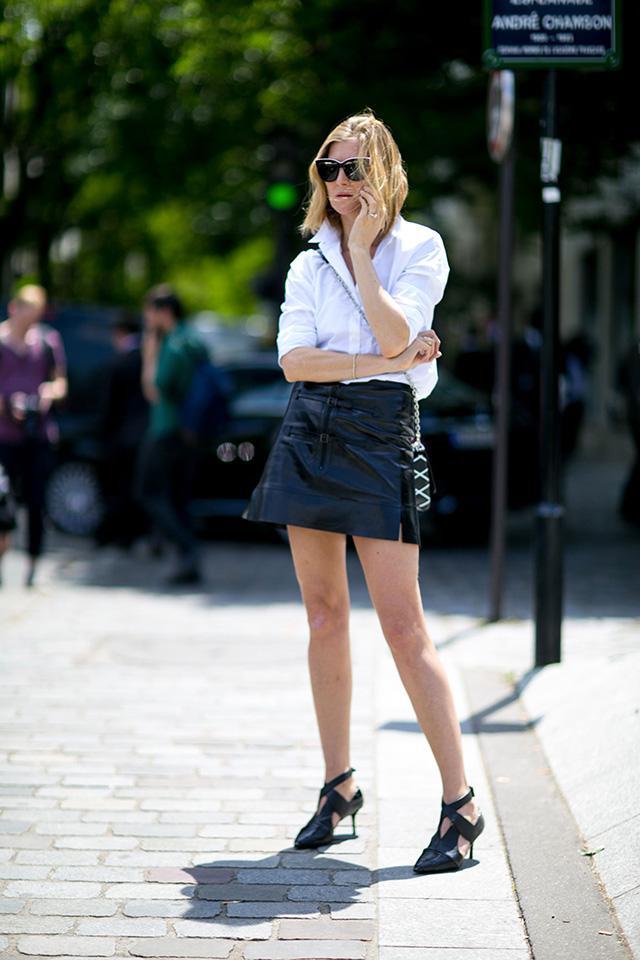 Неделя мужской моды в Париже, весна-лето 2016: street style. Часть 1 (фото 4)