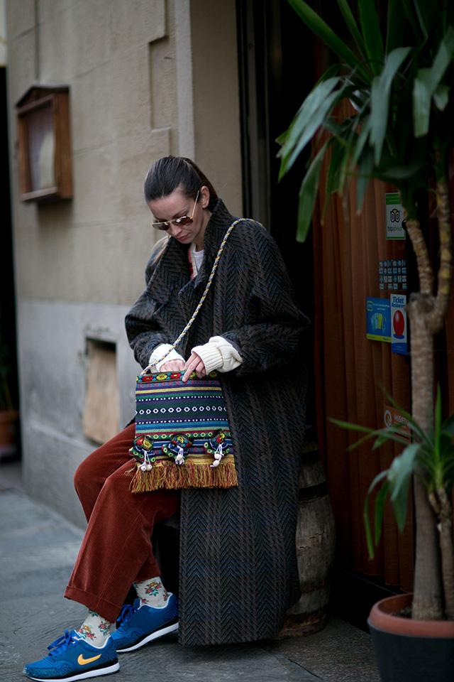Street style at Pitti Uomo, Fall-Winter 2015: Part I (9 photos)