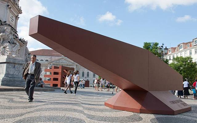 Скульптурная тропа: работы Херста, Хьюма и Руби в Лондоне (фото 3)