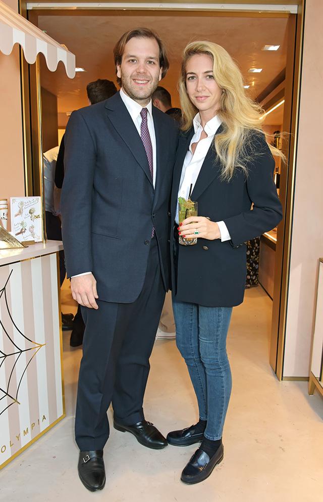 Вечеринка в честь открытия бутика Charlotte Olympia в Лондоне (фото 8)