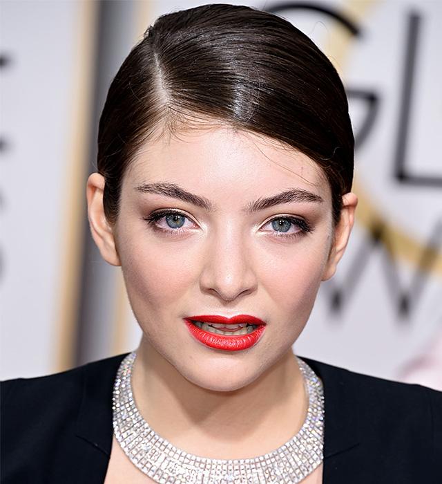 """10 migliori beauty-immagini dal tappeto rosso del """"Golden Globe"""" (foto 2)"""