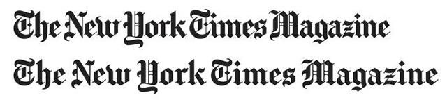 The New York Time Magazine обрел новый дизайн (фото 1)