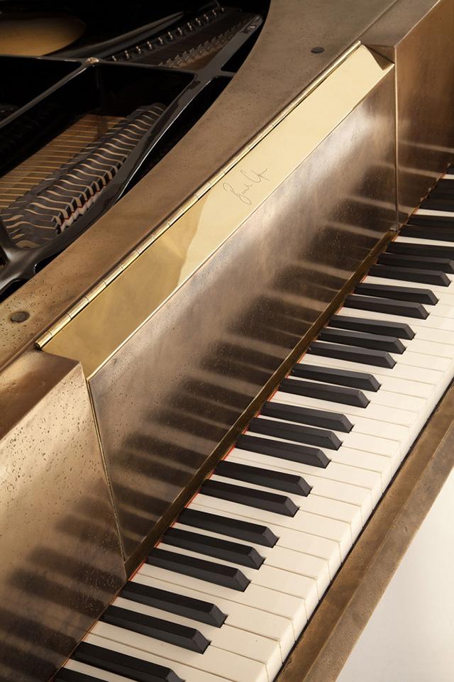 Инструмент как скульптура: фортепиано от Goldfinch (фото 1)