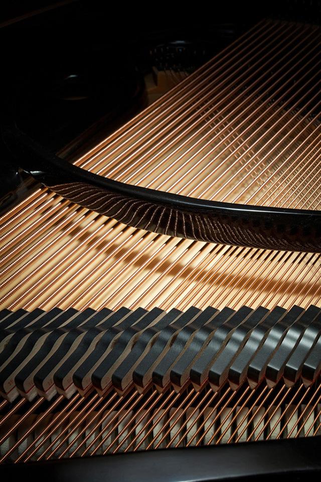 Инструмент как скульптура: фортепиано от Goldfinch (фото 2)