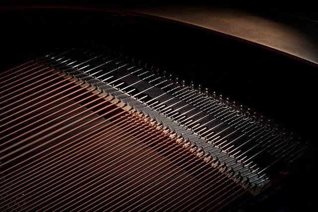 Инструмент как скульптура: фортепиано от Goldfinch (фото 4)