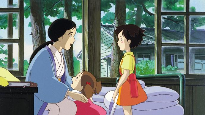 Лучшие мультфильмы Хаяо Миядзаки (фото 2)