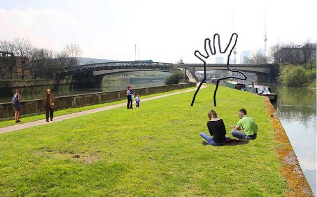 Скульптурная тропа: работы Херста, Хьюма и Руби в Лондоне (фото 4)
