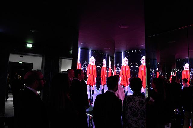Louis Vuitton и Vanity Fair отметили запуск выставки SERIES 2 в Риме (фото 5)