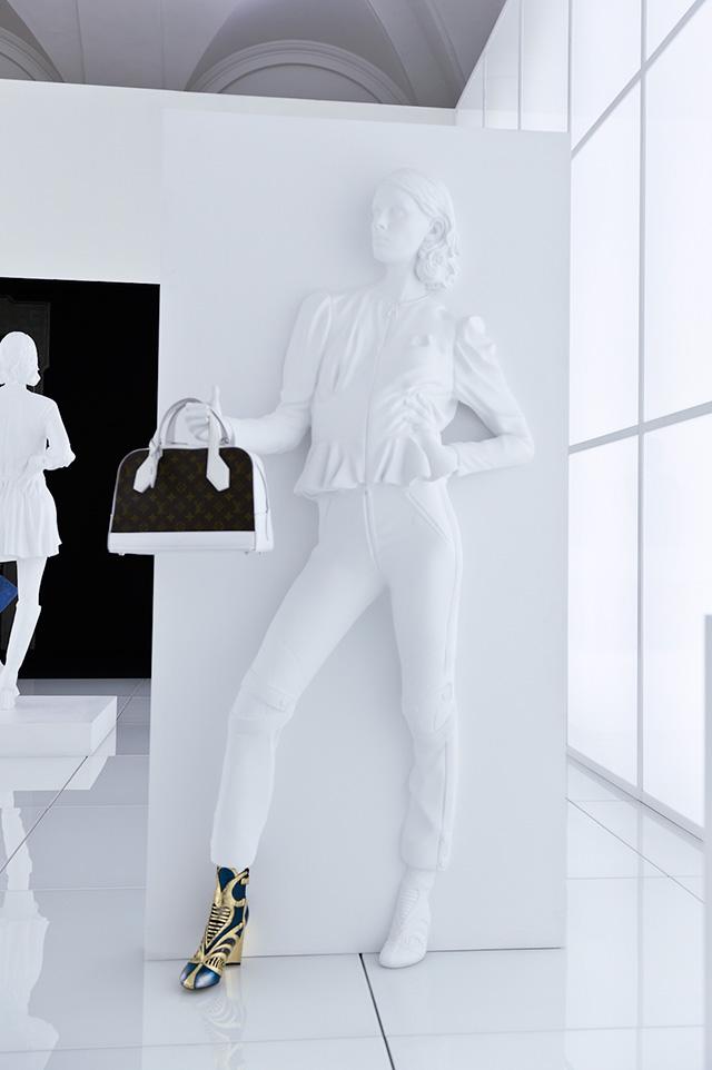 Louis Vuitton и Vanity Fair отметили запуск выставки SERIES 2 в Риме (фото 12)