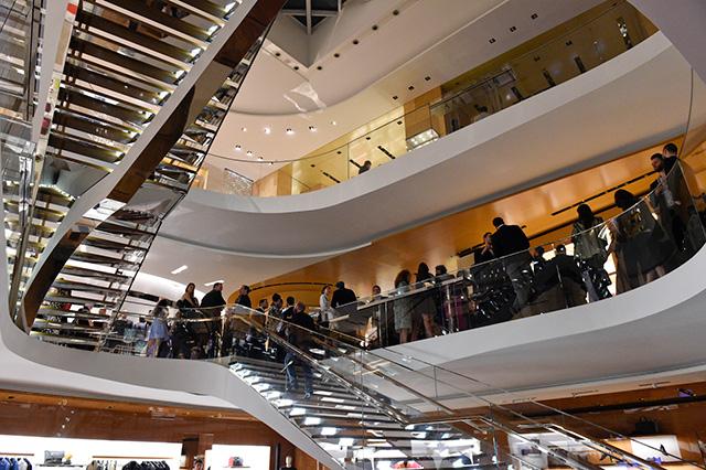 Louis Vuitton и Vanity Fair отметили запуск выставки SERIES 2 в Риме (фото 2)