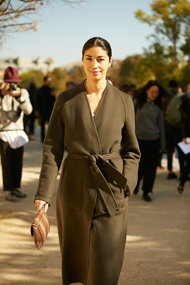Неделя моды в Париже весна-лето 2019: street style в 2019 году