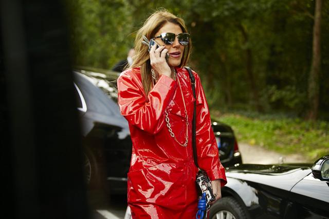 Неделя моды в Париже, весна-лето 2016: street style. Часть 5 (фото 2)