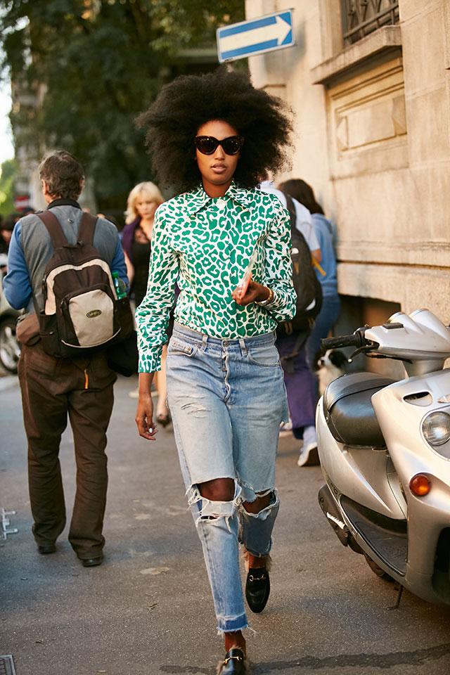 street style. Часть 2 (фото 7)