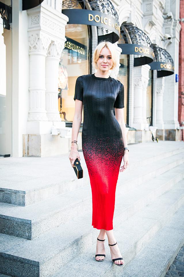 Открытие бутика Dolce & Gabbana в Москве (фото 10)