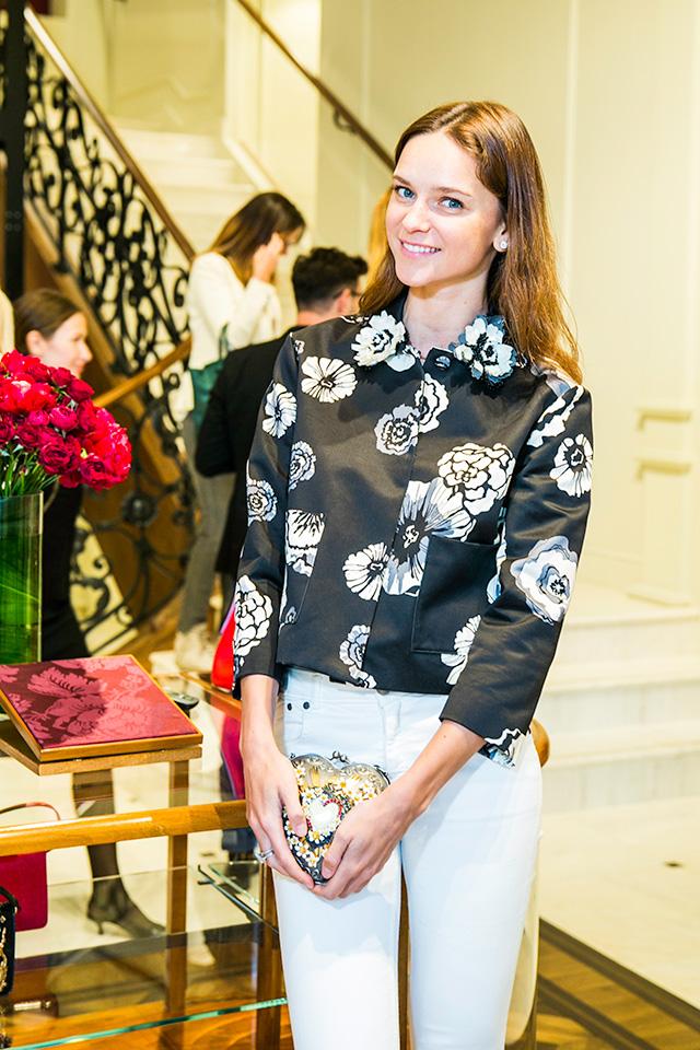 Открытие бутика Dolce & Gabbana в Москве (фото 8)