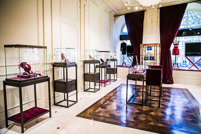 Открытие бутика Dolce & Gabbana в Москве (фото 4)