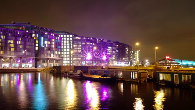 Фестиваль света в Амстердаме: как это было (фото 5)