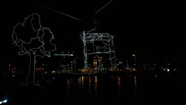 Фестиваль света в Амстердаме: как это было (фото 3)