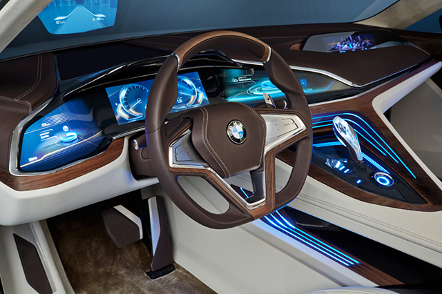 Концепт BMW Vision Future Luxury (фото 2)