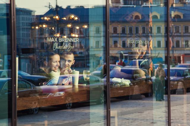 В Москве открылся первый шоколадный бар Max Brenner (фото 8)