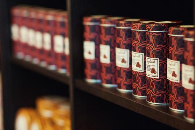 В Москве открылся первый шоколадный бар Max Brenner (фото 7)