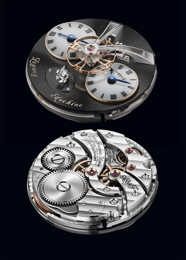 Новые часы Legacy Machine No.1 Xia Hang от MB&F (фото 3)
