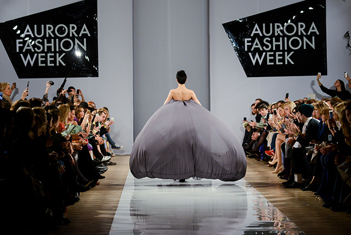 Обзор Buro24/7: Aurora Fashion Week
