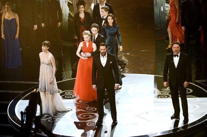 """Оскар"" 2013: церемония online (фото 8)"