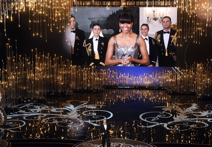 """Оскар"" 2013: церемония online (фото 17)"