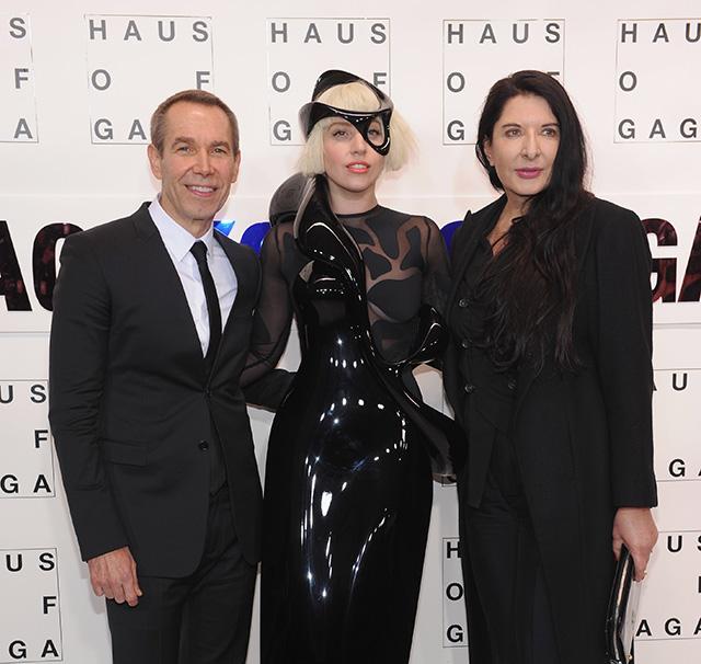 Леди Гага организовала выставку в Нью-Йорке (фото 1)