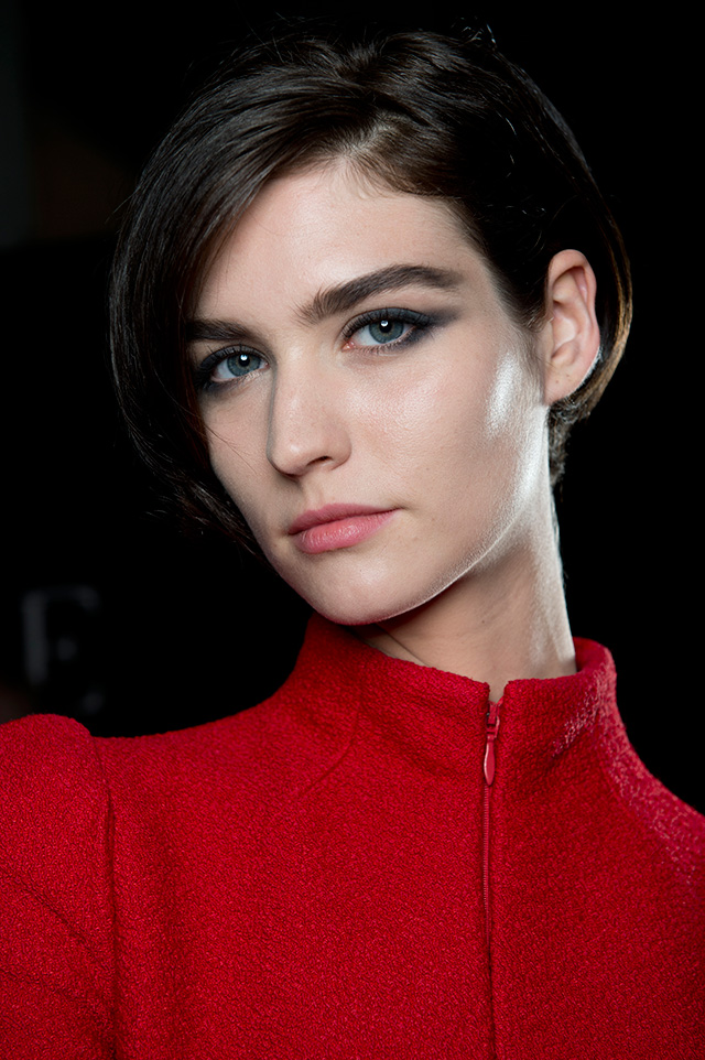 Armani Privé, Fall-Winter 2014: backstage (photo 3)