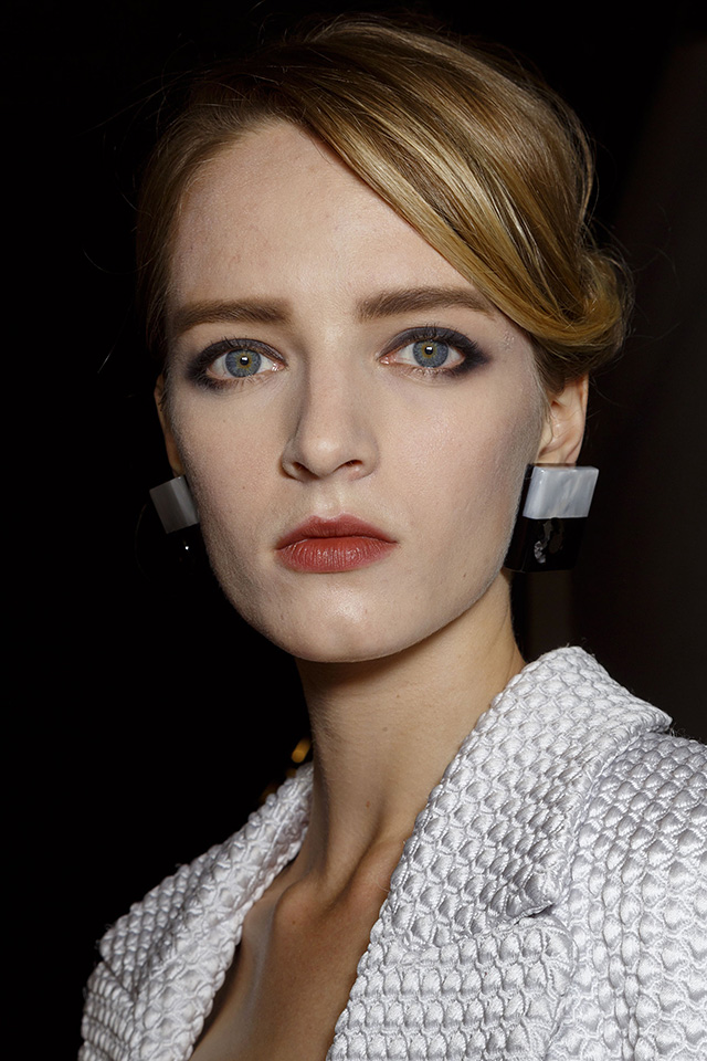 Armani Privé, Fall-Winter 2014: backstage (photo 5)