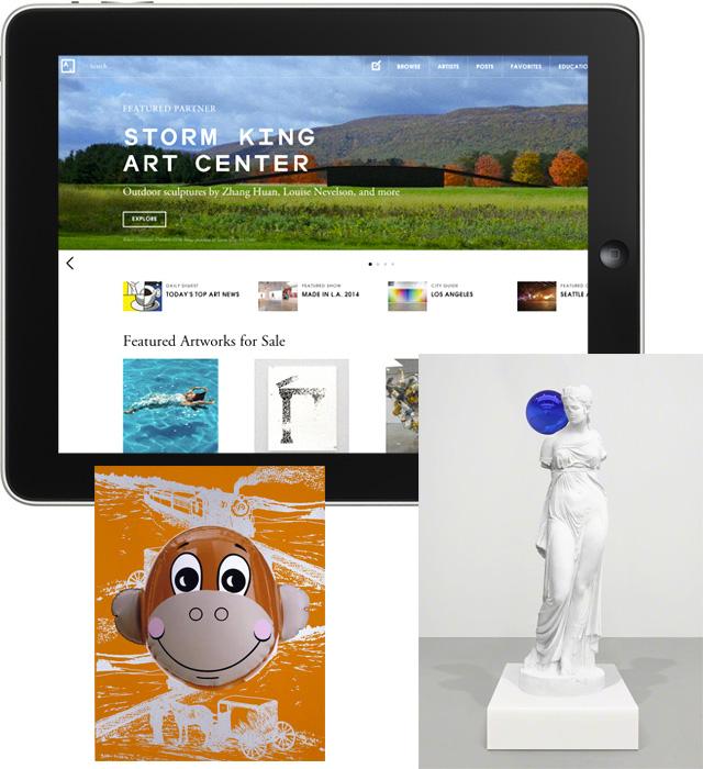9 лучших онлайн-платформ для покупки искусства (фото 1)