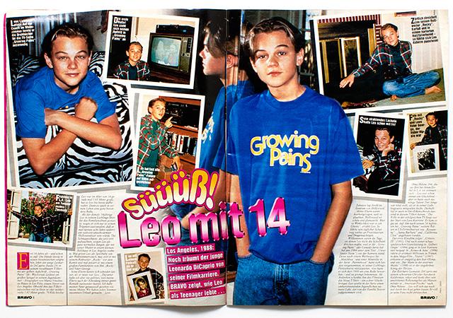 Топ-7 фактів про Леонардо Дікапріо (фото 1)