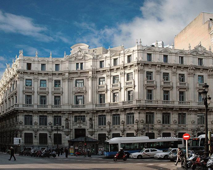 Four Seasons открывается в Мадриде (фото 1)