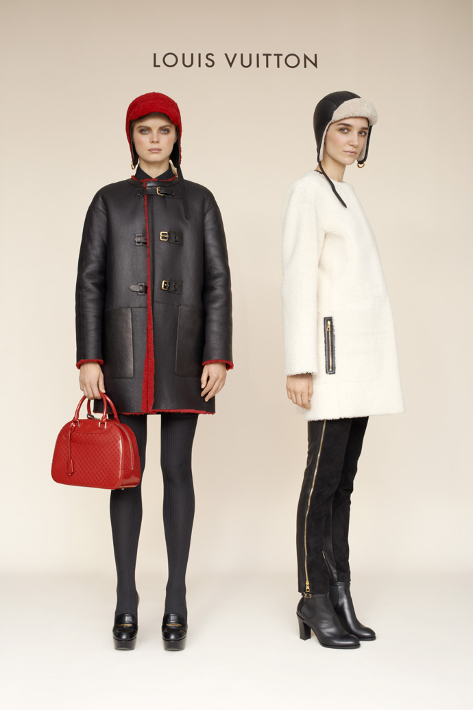 Лукбук коллекции pre-fall Louis Vuitton (фото 4)