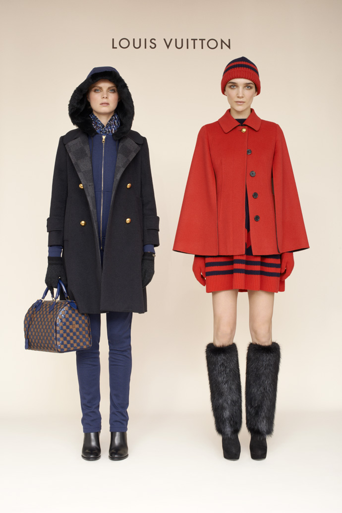 Лукбук коллекции pre-fall Louis Vuitton (фото 2)