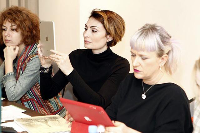 Смотр молодых дизайнеров на конкурсе Be Next в Грузии (фото 2)